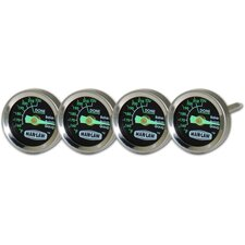 Glow Dial Potato Thermometer (Set of 4)
