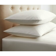 Plain Dye 300 Thread Count Pillow Case