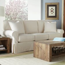 Rowe Basics Nantucket Slipcovered Sofa & Chair