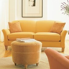 <strong>Rowe Furniture</strong> Capri Mini Mod Apartment Loveseat