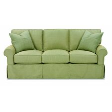 Rowe Basics Nantucket Slipcovered Sofa & Chair