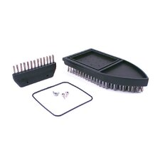 Corner Cleaner Replacement Grill Brush Set