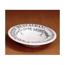 Brasserie Butter/Jam Round Platter