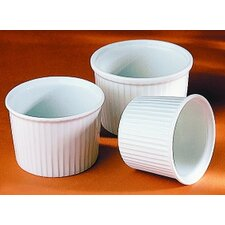5 oz. Deep Pleated Ramekin