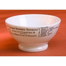 <strong>Pillivuyt</strong> Brasserie 13 oz. Café Au Lait Serving Bowl