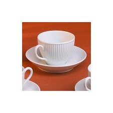 <strong>Pillivuyt</strong> Plisse Saucer for Espresso Cup