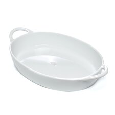 <strong>Pillivuyt</strong> Eden 140 oz. Large Oval Baker