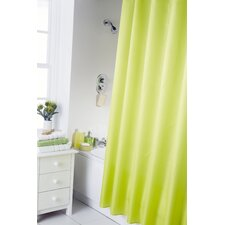 Waterline Dyed Shower Curtain