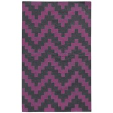 <strong>Pantone Universe</strong> Matrix Purple Geometric Rug