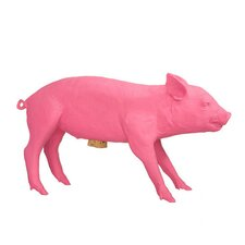 Harper Piggy Bank in White