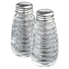 <strong>Lifetime Brands</strong> Beehive Salt and Pepper Shakers