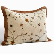 <strong>Nostalgia Home Fashions</strong> Savannah Cotton Sham