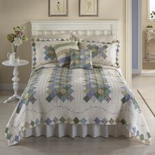 <strong>Nostalgia Home Fashions</strong> Kimberly Quilt Collection