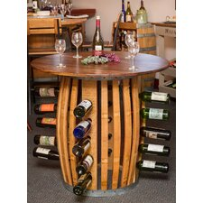 <strong>Napa East Collection</strong> Stave & Hoop Tabletop Wine Rack