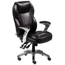 <strong>Serta at Home</strong> Ergo Executive Office Chair