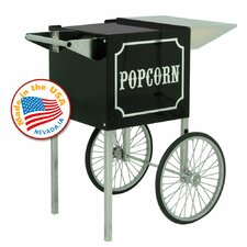 1911 4 oz. Popcorn Machine Cart