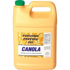 Country Harvest 1 Gallon Canola Popcorn Popping Oil