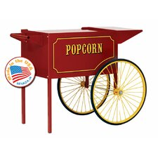 Theater Pop 12 oz. / 16 oz. Popcorn Machine Cart