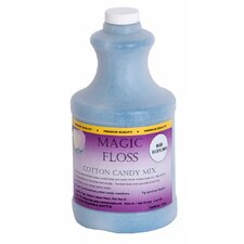 <strong>Paragon International</strong> 4 lbs Magic Floss Sugar in Easy Pour Bottle (Set of 6)