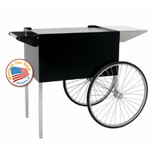 Professional Series 12 oz. / 16 oz. Popcorn Machine Cart
