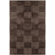 Alistair Tiles Mink Rug