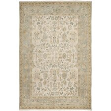 Harrogate Tan Oriental Area Rug