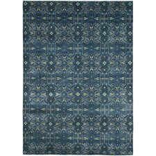 <strong>Ralph Lauren Home</strong> Sheldon Chatham Blue Rug