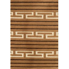 Crosby Camel/Multi Rug