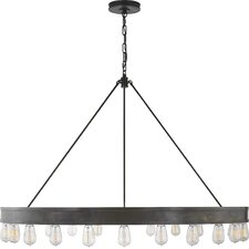 <strong>Ralph Lauren Home</strong> Roark Modular 24 Light Ring Chandelier