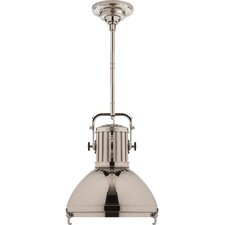 <strong>Ralph Lauren Home</strong> Montauk 1 Light Bowl Pendant