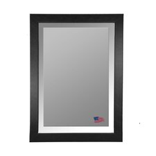 Jovie Jane Black Superior Wall Mirror