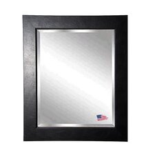 <strong>Rayne Mirrors</strong> Jovie Jane Black Superior Wall Mirror