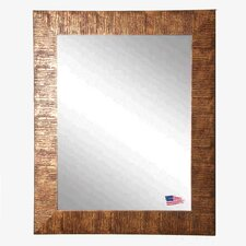 Ava Sunset Bronze Wall Mirror