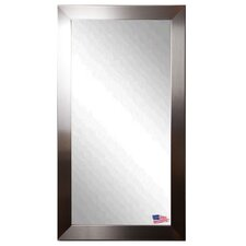 Silver Petite Tall Mirror