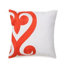 Newport Gate Embroidered Icon Decorative Pillow