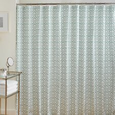 Newport Gate Cotton Slate Shower Curtain