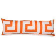 Jill Key's Oblong Print Decorative Pillow