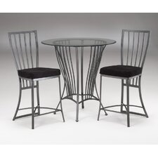 Galaxy Counter Height Pub Table Set