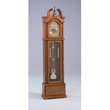 Grandfather Clock with Quartz Movement