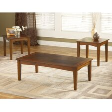 <strong>Bernards</strong> Promo 3 Piece Coffee Table Set