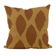 <strong>E By Design</strong> Abstract Decorative Pillow