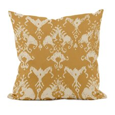 Floral Motifs Decorative Pillow