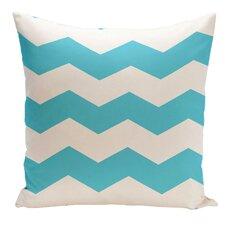 Chevron Cotton Decorative Pillow
