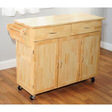 Extra Large Kitchen Cart