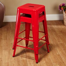 Stackable Stool (Set of 2)