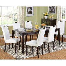 Tilo 7 Piece Dining Set