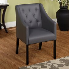 Tufted Guest Arm Chair