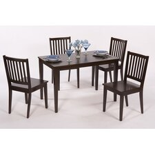 <strong>TMS</strong> Shaker 5 Piece Dining Set
