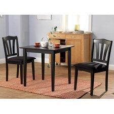 Metropolitan 3 Piece Dining Set