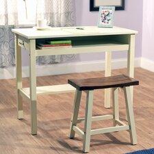 Madison 2 Piece Study Writing Desk Set